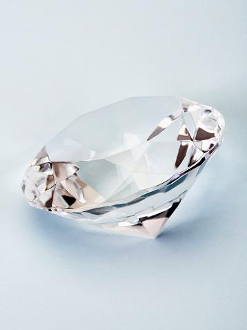 Diamond, close-up