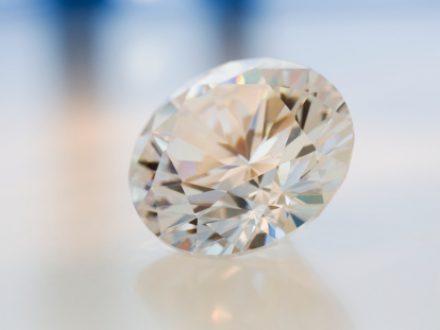 valutazione di un diamante